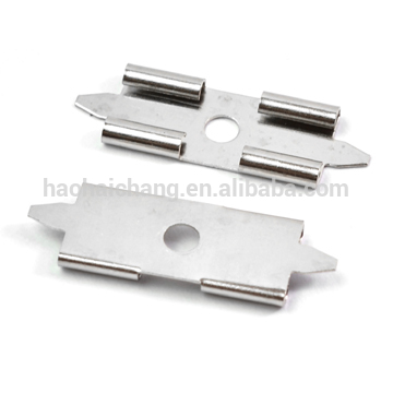 steel crimp terminal for heater