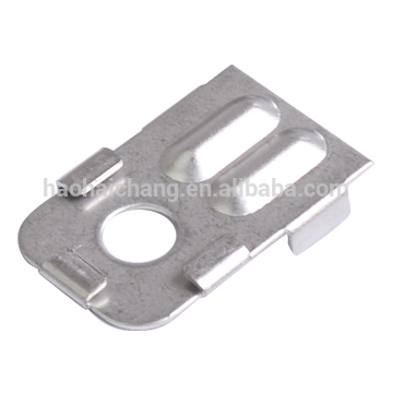 aluminum flat bracket