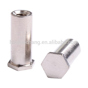 CNC Stainless Steel Hex Bolt