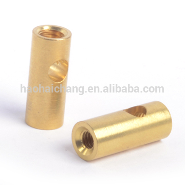 CNC Long Tube Brass Bolt