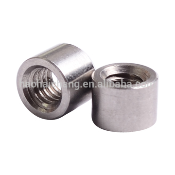 Nickel Plating Bushing with internal thread