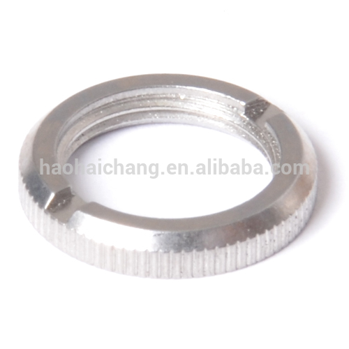 Bushing with Thread inner and outer
