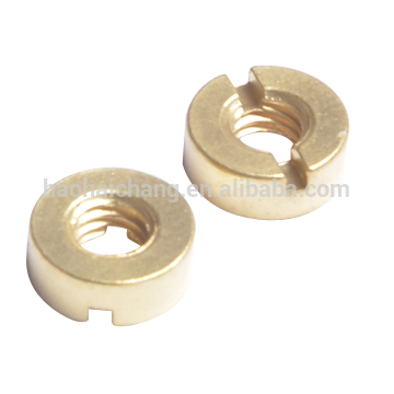 Customized Bushing with internal thread