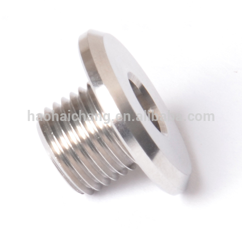 High Precision Stud Bolt with cap