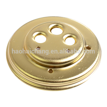 custom punched flange