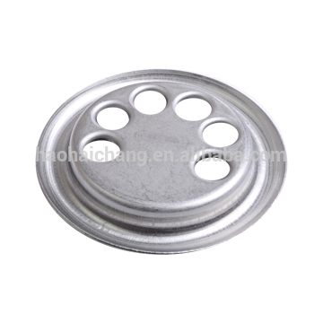 sheet metal flange