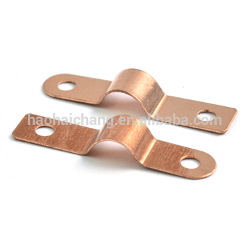 copper mounting bracket