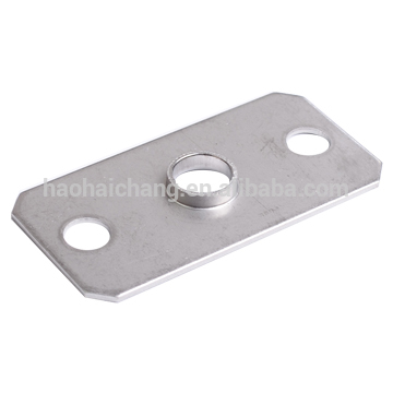 straight steel bracket