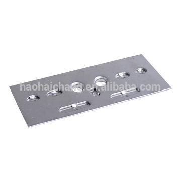 Stamping flat bracket