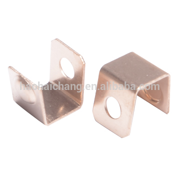 U Shaped BeCu(beryllium copper)Contact Shrapnel