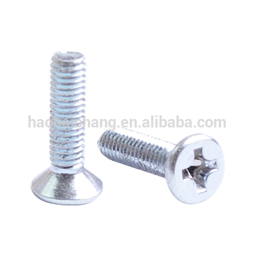 high precision galvanized screw