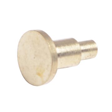 Mushroom Shape Brass Bolt