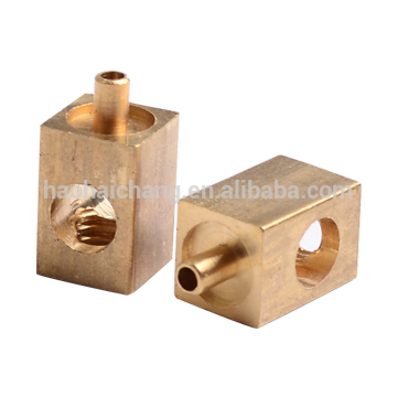 Square Copper Nut