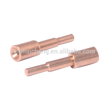 stepped dowel pins